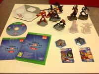 Disney infinity 2.0 Xbox One edition