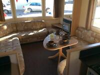Static Caravan Nr Clacton-on-Sea Essex 3 Bedrooms 8 Berth ABI Tebay 2012 Seawick