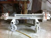 Pro Cart AT1 - granite countertop installation