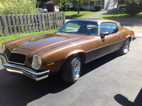 RARE - 1975 Camaro Type LT in excellent condition
