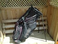 GOLF CARRY BAG - PING - used