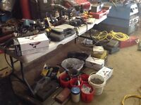 Large Selection of Tools & Shop Equipment