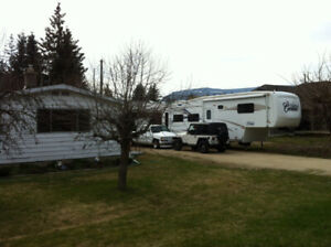 3 bedroom home for rent in Sicamous available May 1st