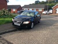 Volvo S80 2.4D sell or swap for pickup or 4x4