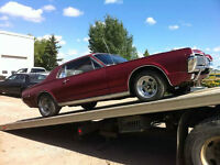 1967 Mercury Cougar ( Parts and Car - Take Over My Project )