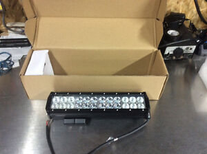New 12inch led light bar 200watts perfect for your atv