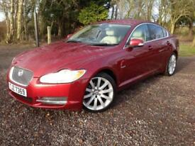 Jaguar XF 2.7TD auto Premium Luxury DIESEL , 2008, GENUINE 95K, dec 2018 mot