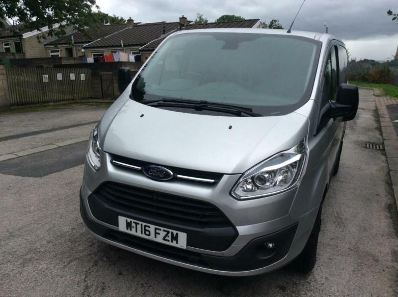 Reduced Black Friday Special 2016 Ford Transit Custom 290 L1 2 Tdci In Nelson Lancashire Gumtree