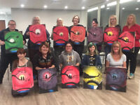 Booking Paint Nights for 2019