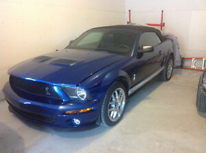 2007 Ford Mustang Shelby Convertible GT 500