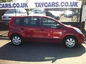 2008 NISSAN 1.3 NOTE 2008 LOW MILES £2695