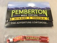 Pemberton Music Festival-Weekend Pass