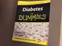 Diabetes For Dummies. Reference Book.
