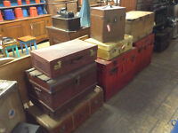 Antique Vintage and Retro Trunk of all sizes and vintages
