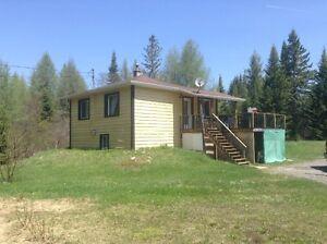 Maison à vendre - 94 000 $ Lac Supérieur – Mont-Tremblant