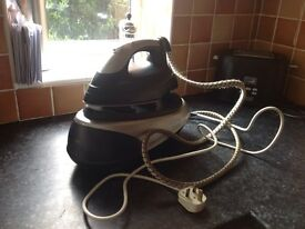 Kenwood iron steam generator boxed £10