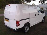 2013 Nissan NV200 1.5 dCi 89 SE Van 6 door Panel Van