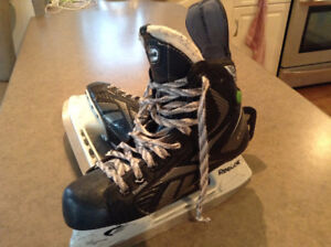 Reebok Pump 9K Hockey Skate