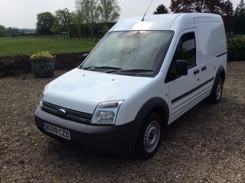 Ford Connect T230 L LWB 90 TDCI