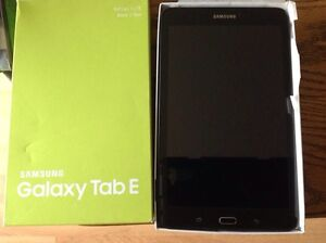"New Samsung Galaxy Tab E LTD. 8"" screen.  North Shore Greater Vancouver Area image 1"