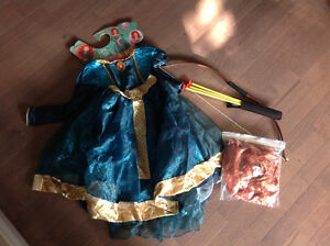 "Girls Brave ""Merida"" costume"