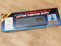 Sinclair ZX Spectrum +2 Computer