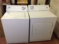 Used Inglis heavy duty Washer & Dryer Set..like new!