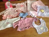 Baby Annabell Clothes etc.