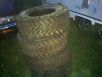 "35"" tires need gone today $450 o.b.o."