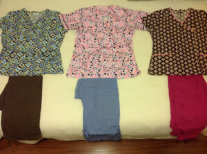 Just like new- Medical Scrubs For Sale