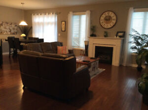 Beautiful house fully furnished available Jan. 2018
