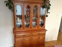 China/dining cabinet