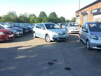 2005 Toyota Corolla 1.6 VVT-i Colour Collection Blue 5-door hatchback
