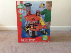 Early Learning Centre - Big City Garage