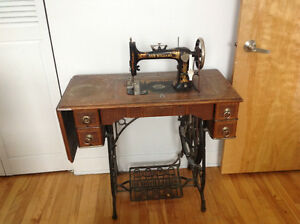 Machine coudre vintage new william West Island Greater Montréal image 2