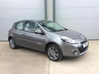 2012 Renault Clio 1.2 16v Dynamique 3dr (Tom Tom)