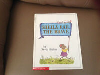 Sheila Rae and the Brave by Kevin Henkes PPU