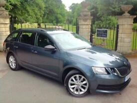 image for 2017 Skoda Octavia 1.6TDI 115PS S / ESTATE CAR / ONE OWNER FROM NEW