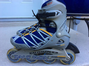 Solomon Woman's Rollerblades V.G. condition
