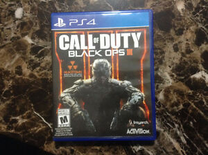 Call of Duty Black Ops 3 for Playstation 4