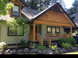 Stunning Vacation Home for Rent at Cultus Lake BC