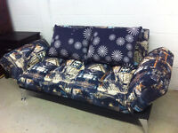 Brand New comfortable Sofa bed /futon $299.99 (free delivery)