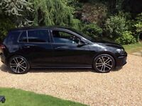 Volkswagen Golf gt tdi 2015 model 10,000 miles 1 owner from new every extra don't miss out automtic