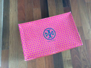 Leather Tory Burch boots