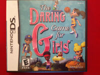 Jeu de Nintendo DS The daring game for girls à 5$