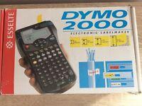 Dymo machine