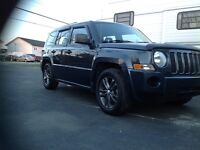 2008 Jeep Patriot 4x4 LEATHER MUST SEE REDUCED $6900 FIRM