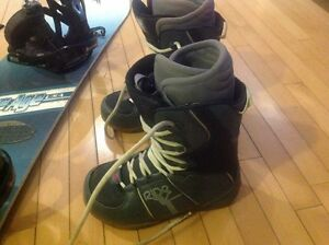 Ride Orion Mens Snowboard Boots Size 8 US OBO