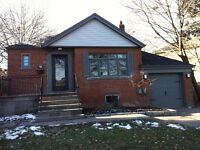 Bright and spacious basement apartment (Bathurst and Lawrence)
