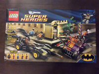 Lego 6864: Batmobile and the Two Face Chase (Batman)